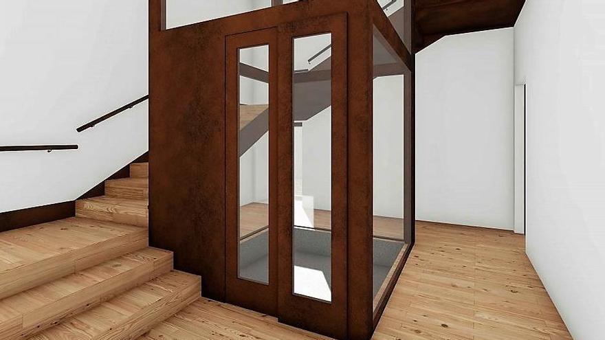 Patrimoni atura el pla del consistori per posar un ascensor a la Culla