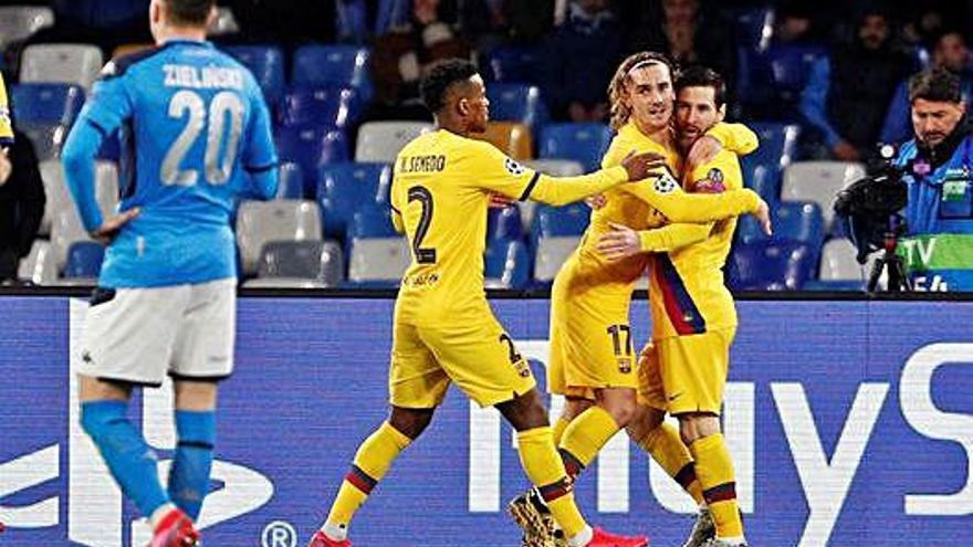 «La decisió més prudent seria jugar el Barça-Nàpols a porta tancada»