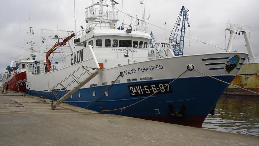 Llega a Vigo otro pesquero desde Gran Sol con un posible caso de COVID