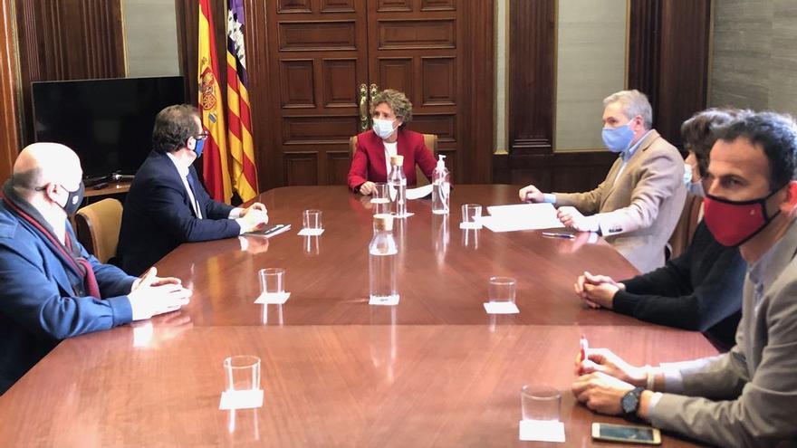 Baleares reclama a Pedro Sánchez un trato especial para salvar su economía