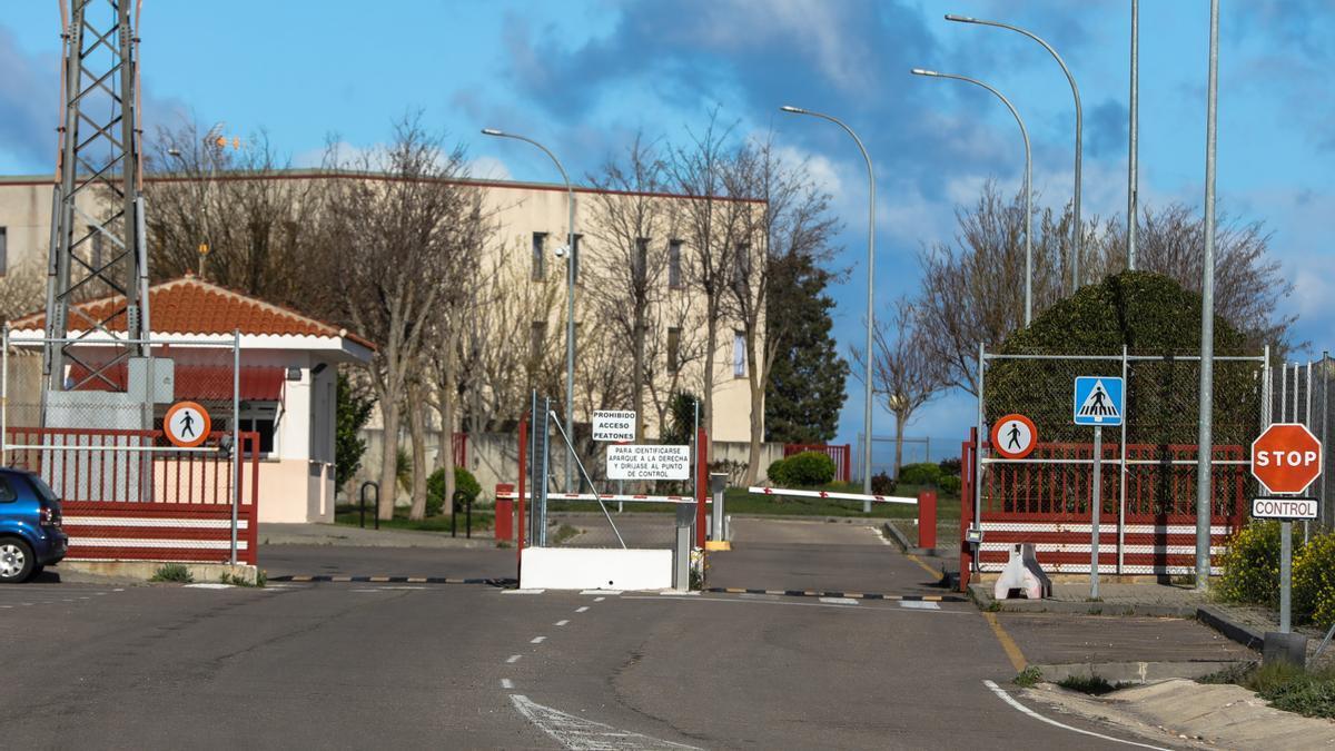 Imagen de archivo de la entrada al centro penitenciario de Valdemoro, en Madrid