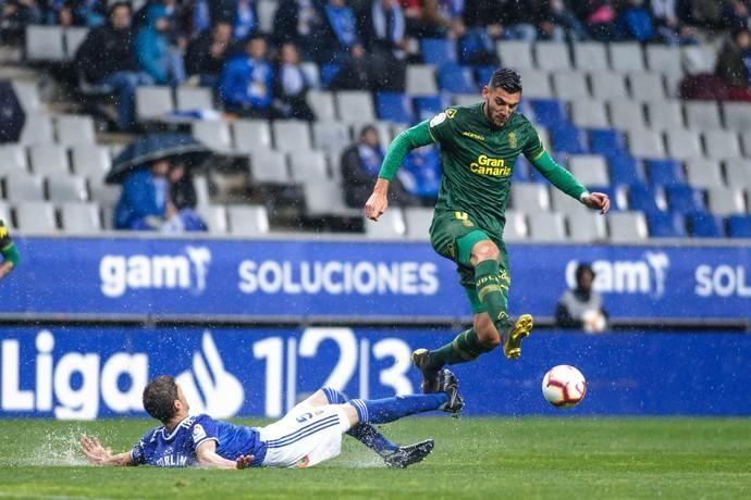 Real Oviedo v UD Las Palmas