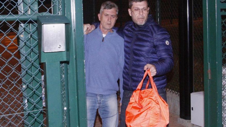 El fiscal vol que Jordi Magentí se sotmeti a un polígraf cerebral