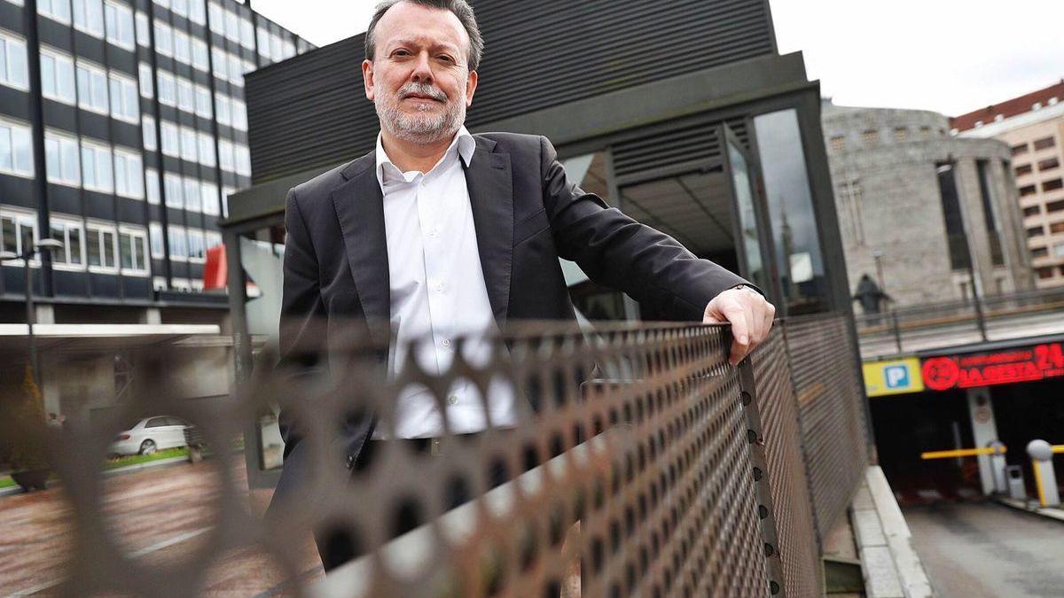 Marcelino Cortina, director de Treelogic.