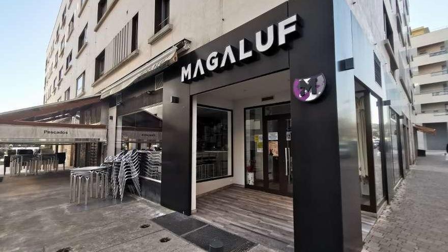 Bueu sufre el sexto robo en cafés de la comarca tras romper el cristal