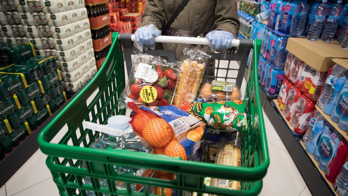 Supermercados abiertos en València en Nochevieja