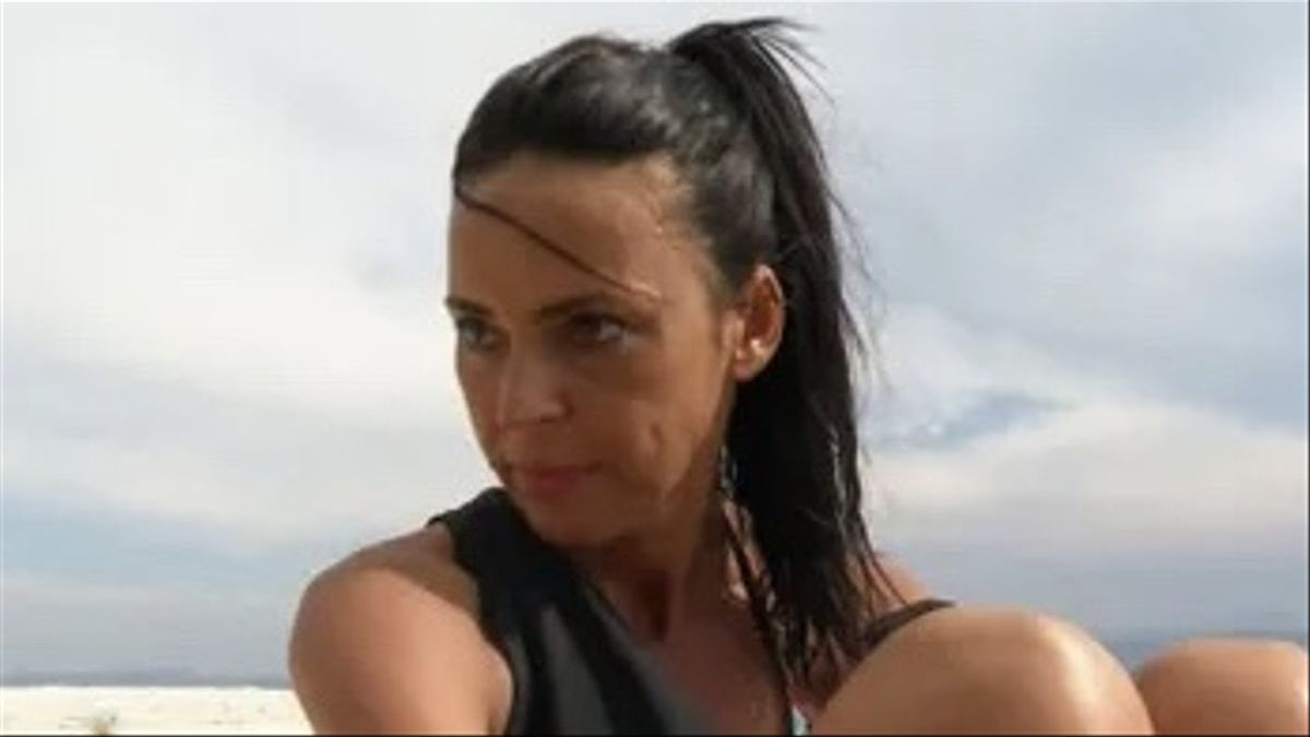 Olga Moreno.
