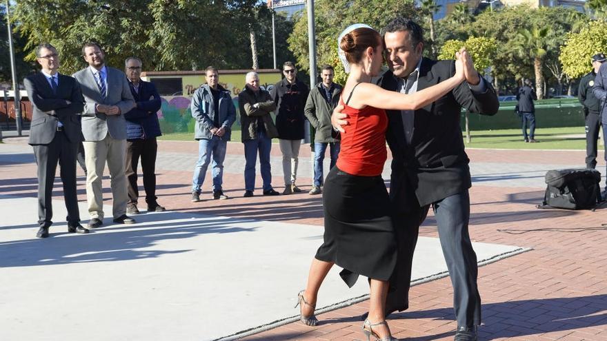 Lista de talleres que tendrán lugar en los parques de Murcia