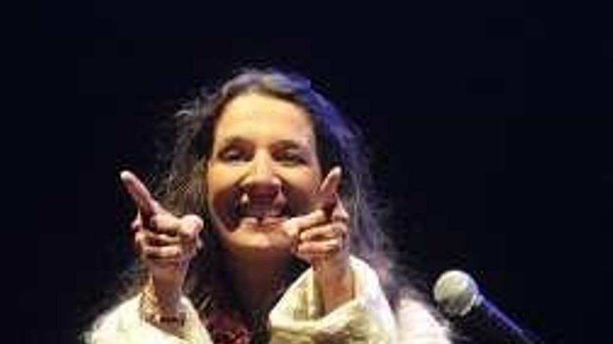 Dulce Pontes celebrará sus 30 años de carrera con un concierto el 8 de junio