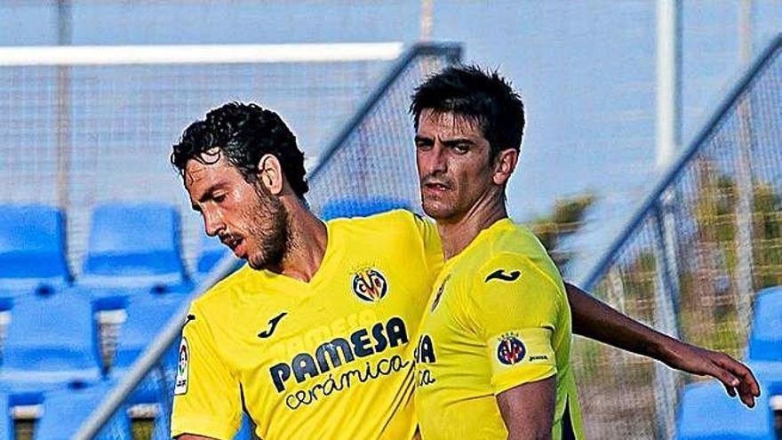 Discreto debut de Parejo y Coquelin
