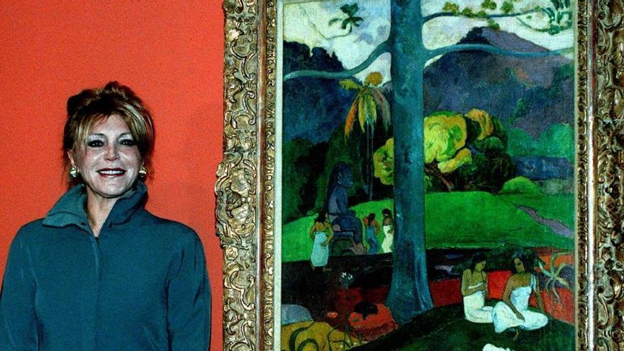 El Museo Carmen Thyssen de Andorra anuncia la presentación del 'Mata Mua'