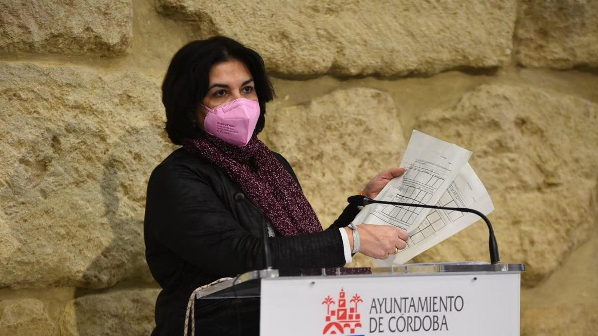 """Eva Timoteo reitera que actuó de """"buena fe"""" y en el convencimiento de que era compatible ser procuradora y concejal"""