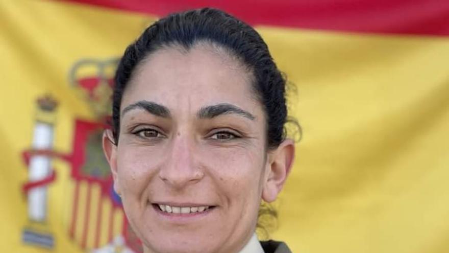 El funeral de la militar de Badajoz tendrá lugar mañana en la base de Bótoa