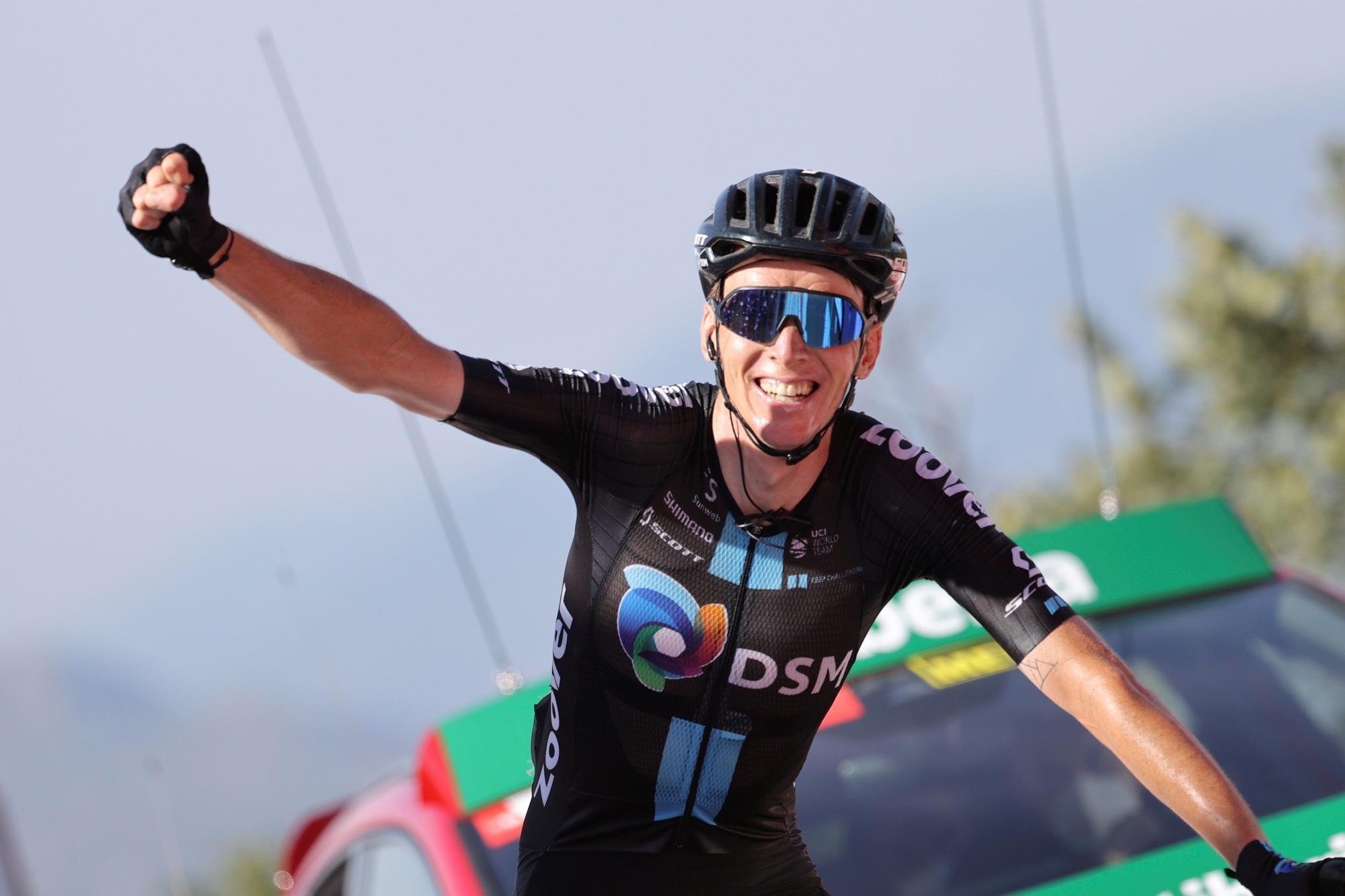 Decimocuarta etapa de la Vuelta a España: Don Benito-Pico Villuercas