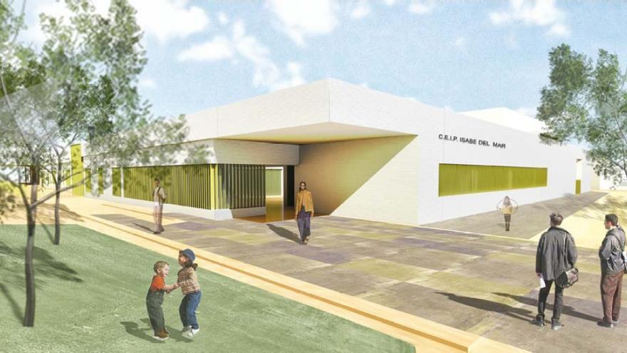 La Junta destina más de 1,5 millones a la ampliación del colegio Isdabe del Mar de Estepona