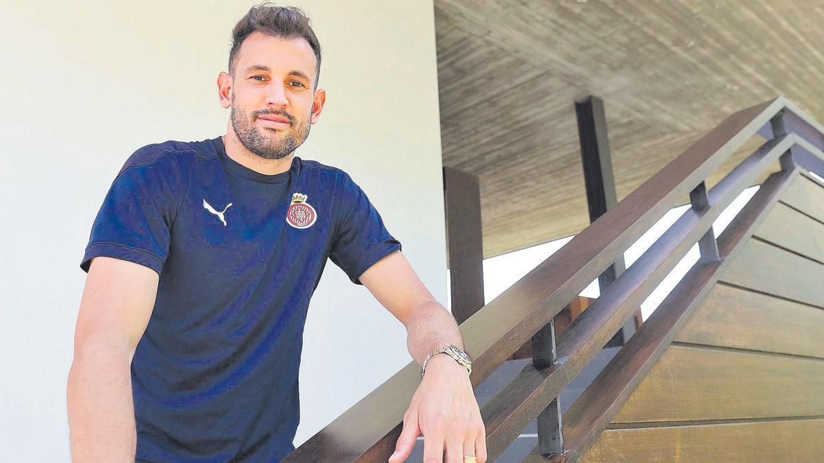 Cristhian Stuani, jugador del Girona