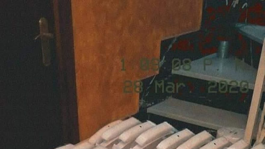 Cruz de Humilladero confecciona más de 5.000 pantallas