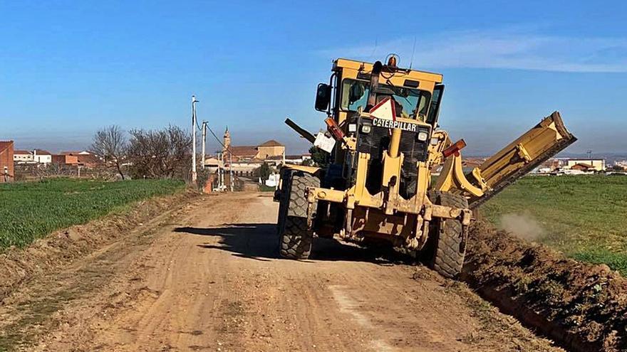 Arcenillas sancionará con hasta 3.000 euros los desperfectos en caminos