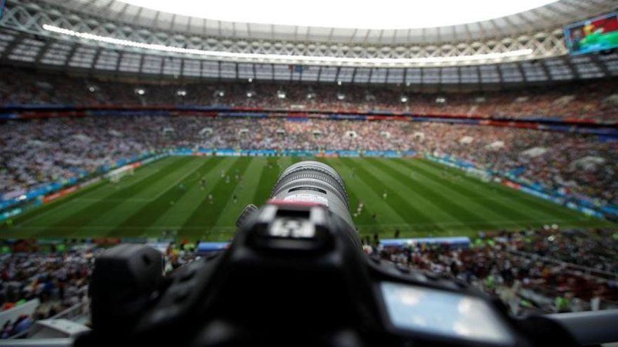 Medio mundo vio el Mundial de fútbol