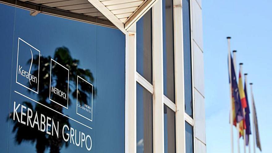 Keraben Grupo reduce un 27,3 %  su huella de carbono hasta 2018