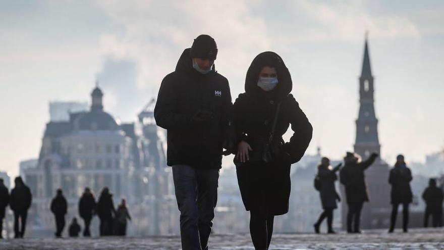 Rusia reconoce unos 20.000 muertos más por coronavirus de los notificados