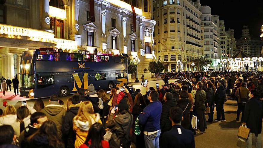 El Síndic afea la falta de transparencia de Galiana en la cabalgata de Reyes según el PP