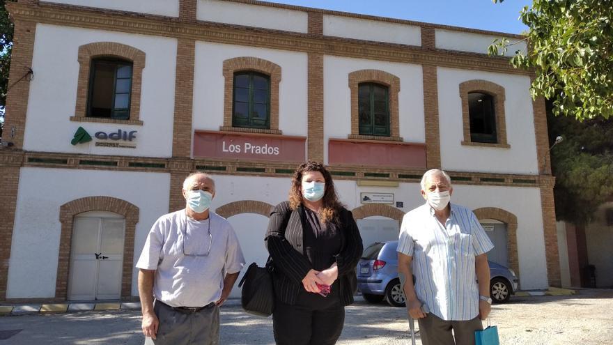 El Ayuntamiento obtendrá de Adif la Estación de Los Prados