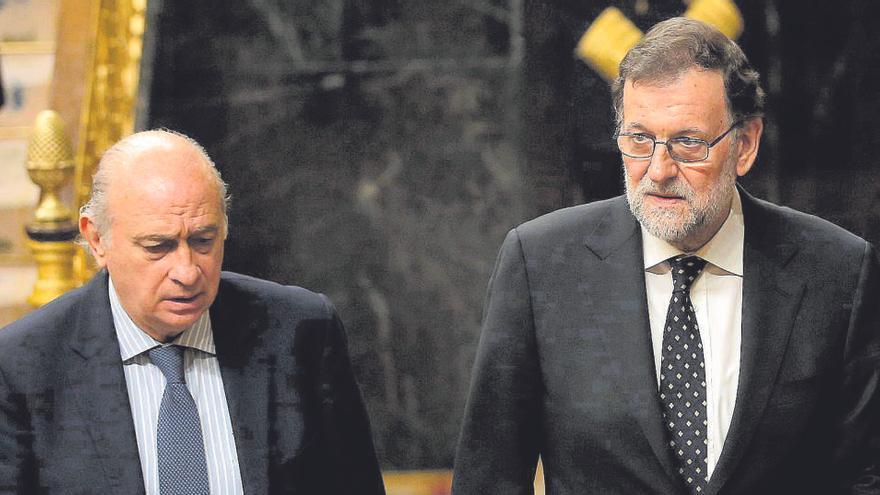 """El PP: """"No hay imputación, ni sospecha sobre Rajoy"""""""