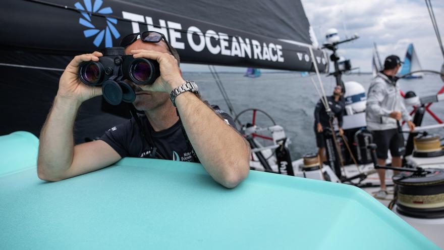 The Ocean Race Europe avanza por aguas españolas tras una ajetreada navegación