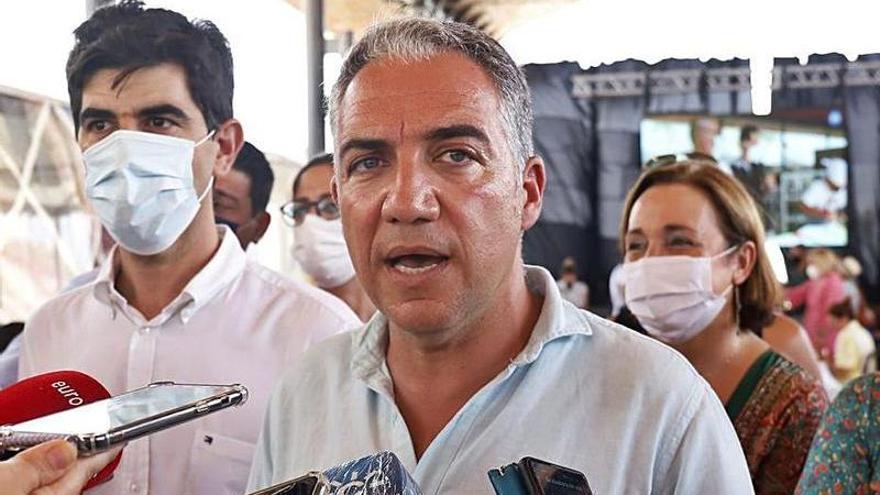Andalucía aprobará el martes el decreto para fusionar agencias y suprimir entes