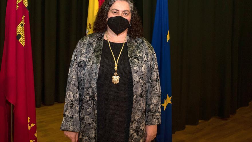 La profesora Begoña Alfageme toma posesión como nueva decana de la Facultad de Educación de la UMU
