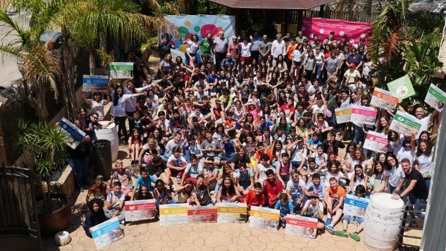 Mentes adolescentes para transformar el mundo