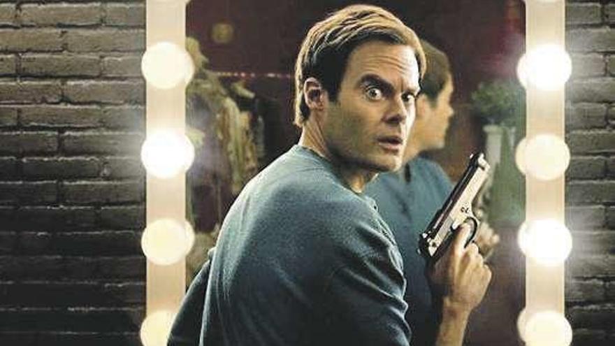"""""""Barry"""", el asesino que quiere ser actor"""