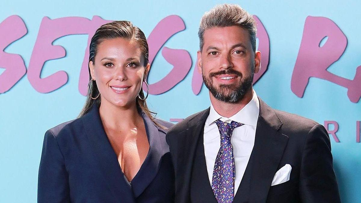 Lorena Gómez y René Ramos, en una foto de archivo.