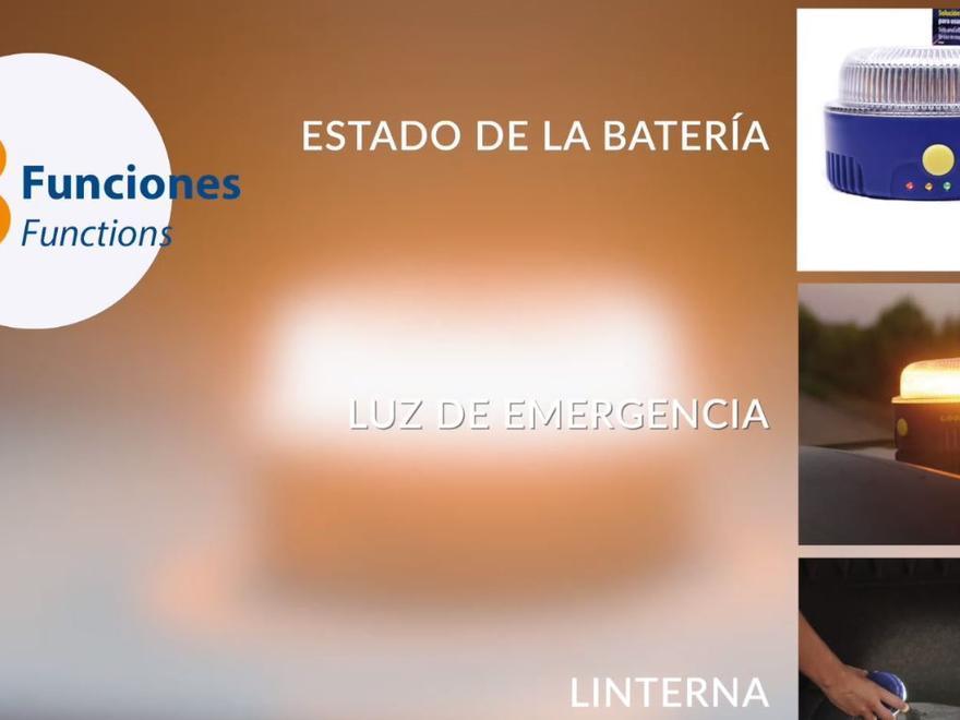 Fin del triángulo de emergencia: consigue con Diario de Mallorca la nueva luz de emergencia