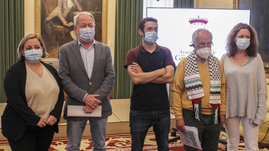 La izquierda municipal impulsa una declaración de condena a Israel