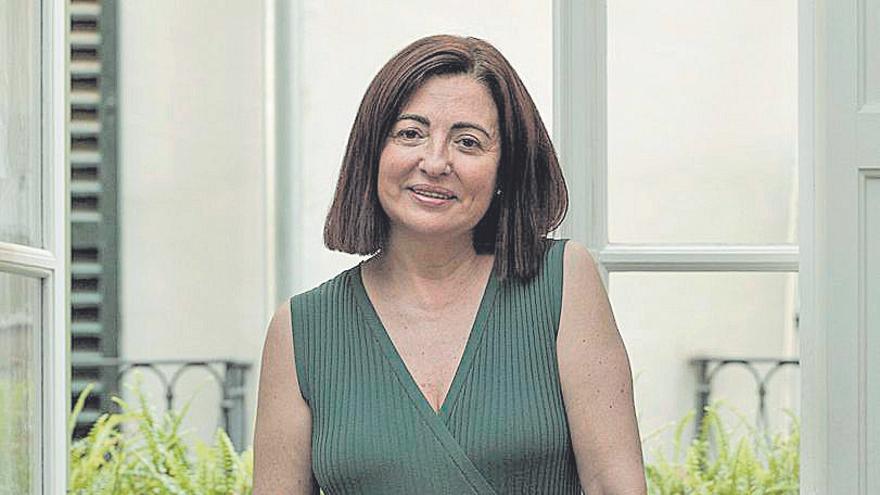 En contra   María Dolores Lozano: «Un divorcio es asimilable  a la muerte de un ser querido»