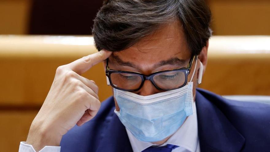 La vacunación de la Covid-19 empezaría en enero