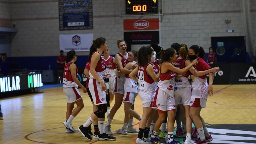 Fase interzonal de ascenso a Liga Femenina 2: Dobuss - Clarinos