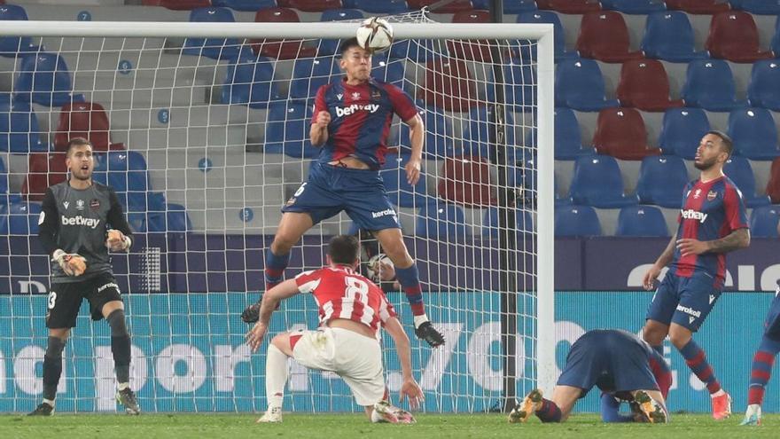 Levante UD - Athletic Club, Semifinal de la Copa del Rey