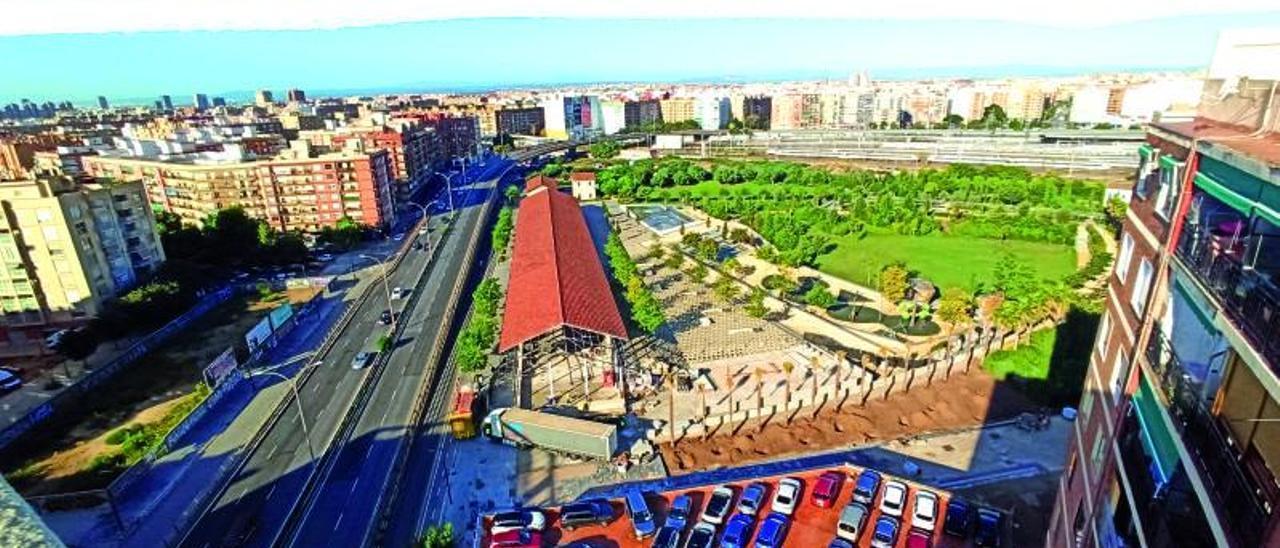 Empresas y particulares alegan a la expropiación de suelo del Parc Central
