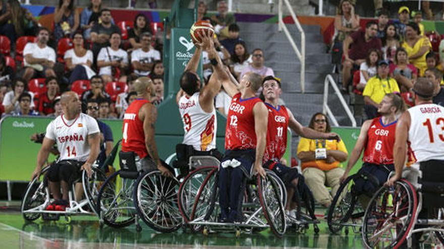 Juegos Paralímpicos: La selección de basket en silla de ruedas hace historia y se cuela en la final