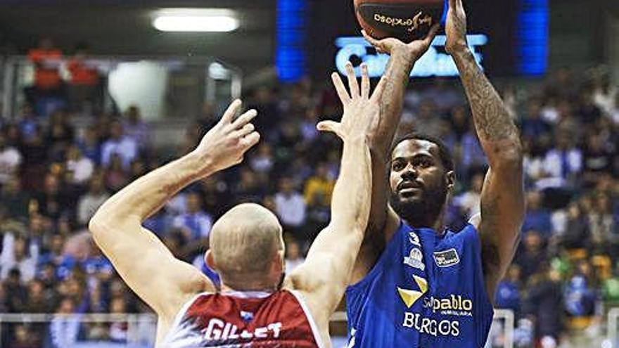 El Burgos guanya per segon cop davant un Fuenlabrada batallador