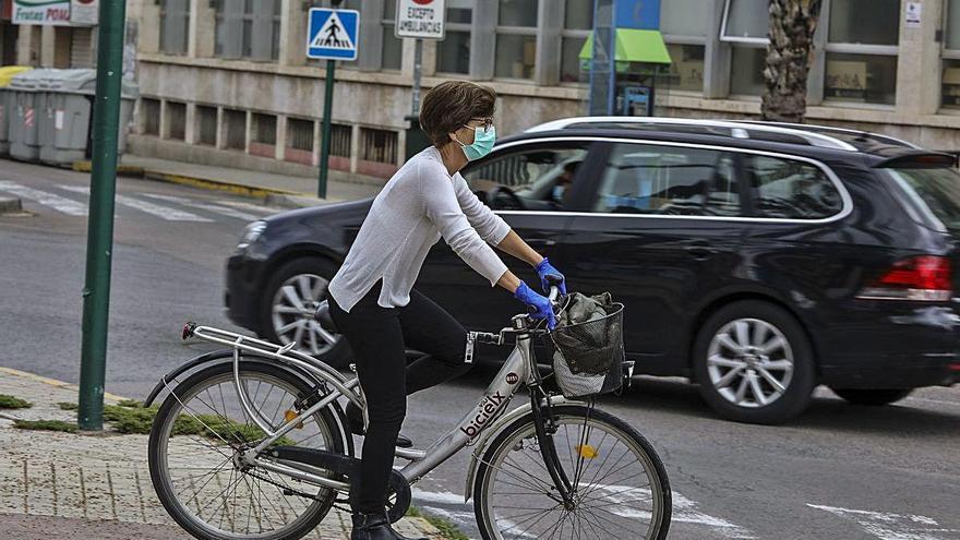 El PP exige conocer los informes que avalan los nuevos carriles bici