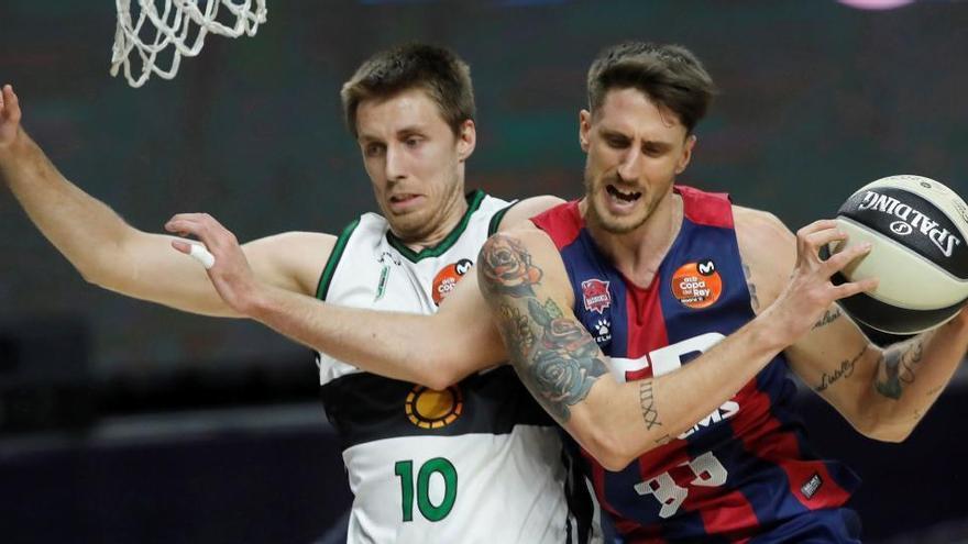 El Baskonia aparta al Joventut y se suma a las semifinales