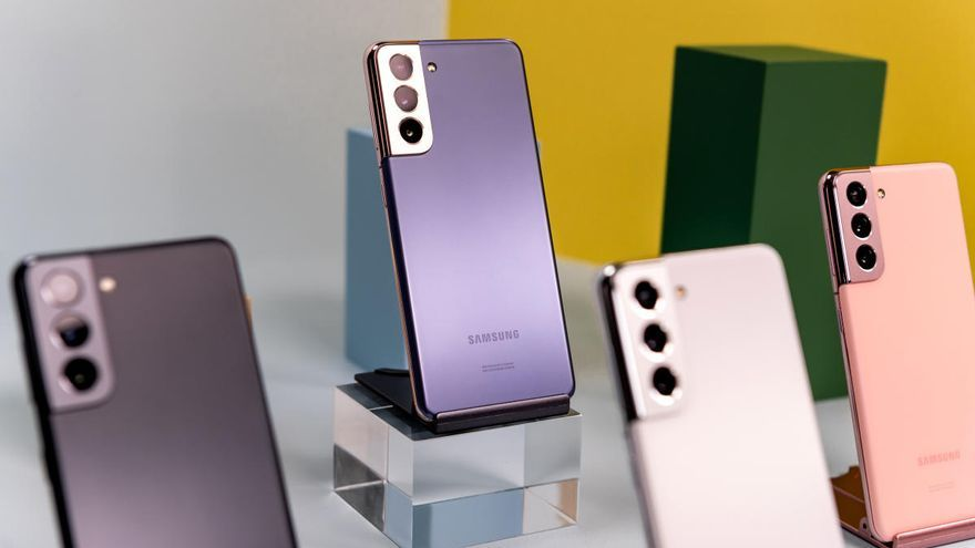 Samsung presenta el Galaxy S21, su producto estrella para 2021