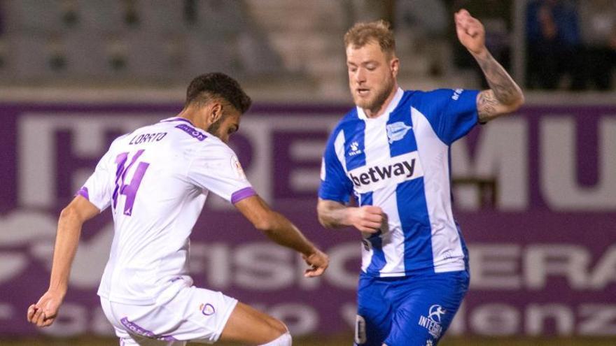 El Alavés, primera víctima de LaLiga Santander en la Copa