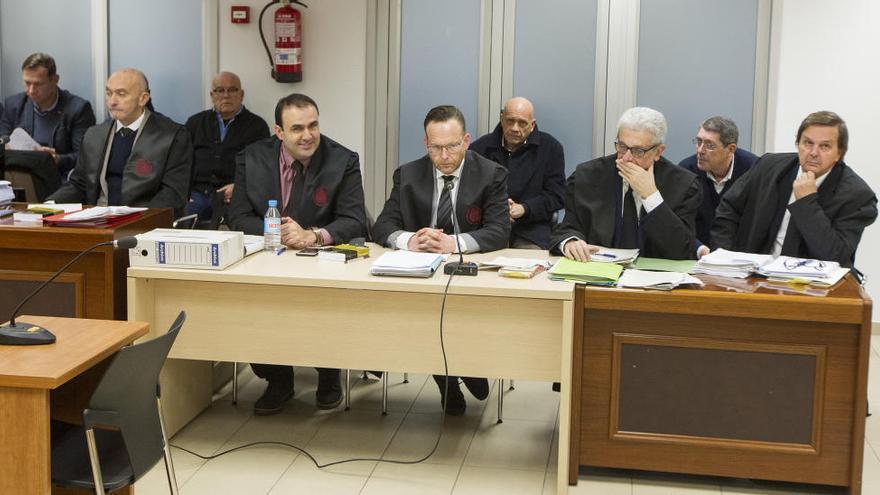 Las defensas del caso Polop piden a la juez que disuelva al jurado por falta de pruebas