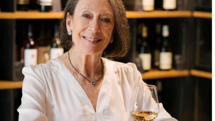 La 'lady Chardonnay' de California
