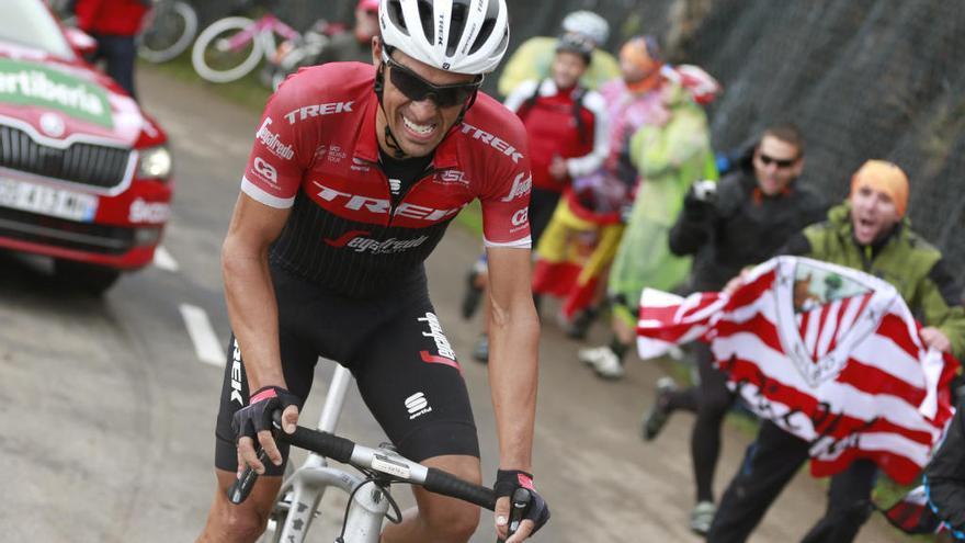 Alberto Contador recogerá el 3 de mayo en Oviedo la Medalla de Oro de La Vuelta Ciclista a Asturias